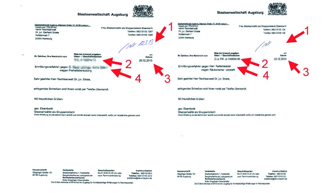 Staatsanwaltschaft Augsburg
